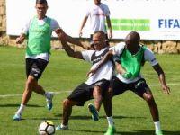Beşiktaş'a Quaresma kampa katıldı