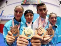 Deaflympics'te 8. gün müsabakaları