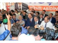 Gıda, Tarım ve Hayvancılık Bakanı Fakıbaba hemşehrileriyle buluştu