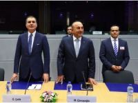 Brüksel'de heyetlerarası görüşme sona erdi
