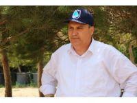 Başkan Çerçi'den sökülen ağaçlarla ilgili açıklama