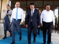 Bakan Numan Kurtulmuş'un turizmde ilk durağı Antalya