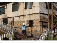 Beypazarı'nda ev yangını: 4 yaralı