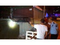 İstanbul Şişli'de göçük: Apartman sakinleri tahliye edildi