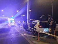 Başkent'te trafik kazası: 1 kişi hayatını kaybetti