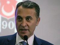 Beşiktaş Kulübü Başkanı Orman: Ligin en büyük favorisiyiz