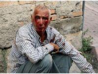 Yaşlı adamı öldüresiye dövdü, gasp ettiği parayla eğlendi