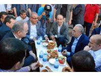 Bakan Fakıbaba, Bakan Özlü'ye ciğer yedirip patentini istedi