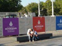Taksim'de bonzai içen gencin görüntüsü yürekleri yaktı