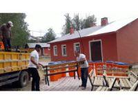Cumhurbaşkanının talimatı ile Sivas, Tokat ve Amasya'daki 16 köyün ihtiyacı karşılandı