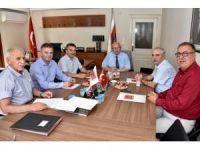 Trakyakent Yönetim Kurulu Toplantısı yapıldı