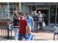 Samsun'da FETÖ'den 8 kişi adliyeye sevk edildi