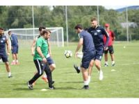 Akhisar Belediyespor, Karabükspor ve Galatasaray ile hazırlık maçı yapacak