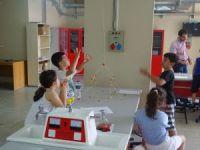 Düzce Çocuk Teknopark 1. dönem eğitim programı kapanış töreni gerçekleştirildi