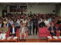 Van'da 'Coğrafi İşaret ve Marka Süreci' semineri
