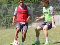Adanaspor'da kamp çalışmaları sürüyor