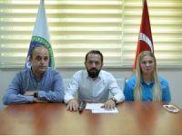 Bursa Büyükşehir Belediyespor, Iana Noskova'yı kadrosuna kattı