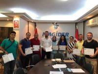 MAGİDER öncülüğünde girişimcilik sertifikası aldılar