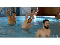 A Milli Erkek Basketbol Takımı, rejenerasyon çalışması yaptı