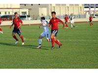 Altınordu ile Denzilispor, hazırlık maçında berabere kaldı