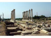 Soli Pompeiopolis Antik Limanı'nın ortaya çıkarılması için ilk adım atıldı