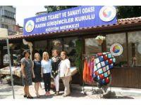 Devrekli kadın girişimcilerden eğitim merkezi