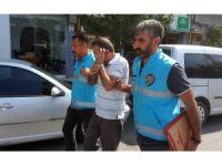 Samsun'da bir kişiyi bıçakla yaralayan şahıs tutuklandı