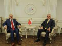 Eskişehir Valisi Çakacak'tan ETO Başkanı Güler'e ziyaret