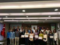 Genç girişimci adaylara sertifikaları törenle verildi