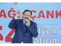 """Bakanı Eroğlu: """"Orta Anadolu'ya 14 milyardan fazla yatırım yapacağız"""""""