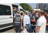 FETÖ'den 1 kişi tutuklandı, 7 kişi adli kontrolle serbest