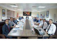 Kırklareli İl İstihdam Kurulu Temmuz ayı toplantısı yapıldı