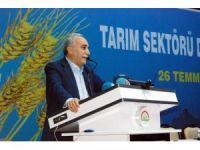 Bakan Fakıbaba Tarım Sektörü Değerlendirme Toplantısı'na katıldı