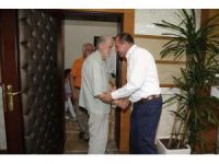 Başkan Duruay halk gününde vatandaşlarla buluşuyor