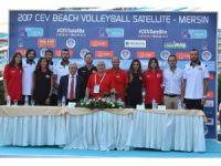 2017 CEV Avrupa Plaj Voleybolu Turu başladı