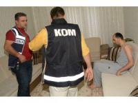 Aksaray merkezli 8 ilde FETÖ/PDY'nin yeni yapılanmasına operasyon: 25 gözaltı