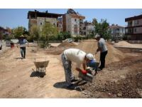 Teomanpaşa'ya yeni park