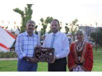 Beykoz Belediyesi'nden kardeş şehir İskele'ye Beykoz Parkı