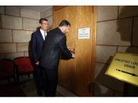 CHP milletvekilleri demokrasi nöbeti tutuyor