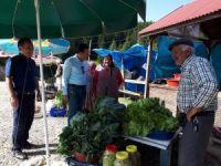 2 bin rakımlı Çambaşı Yaylası'nda organik pazar