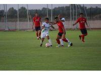 AFJET Afyonspor hazırlık maçında sahadan 2-0 üstün ayrıldı
