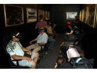 360 derece sanal gerçeklik darbe tırı Sivas'ta