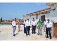 Bursa'nın örnek huzur evi İznik'e yapılıyor