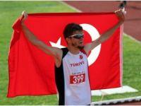 Türkiye atletizmdeki ilk altınını olimpiyat rekoru kırarak aldı