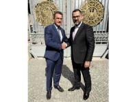 """Almanya Başkonsolosu Birgelen: """"Türk ve Alman halkları dosttur"""""""