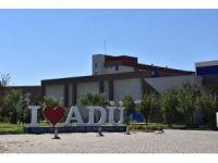 Nazilli Belediyesi, ADÜ konferans solonundaki son ayrıntıları tamamlıyor