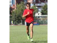 Maratonda jübilesini madalyayla taçlandırmak istiyor