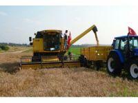 Tahıl ambarı Polatlı'da zarar eden çiftçiler TZOB'a isyan etti