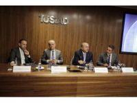 Dışişleri Bakanı Çavuşoğlu TÜSİAD'ı ziyaret etti