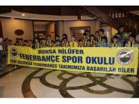 Bursa'dan 6 öğrenci Fenerbahçe Akademisi'ne seçildi